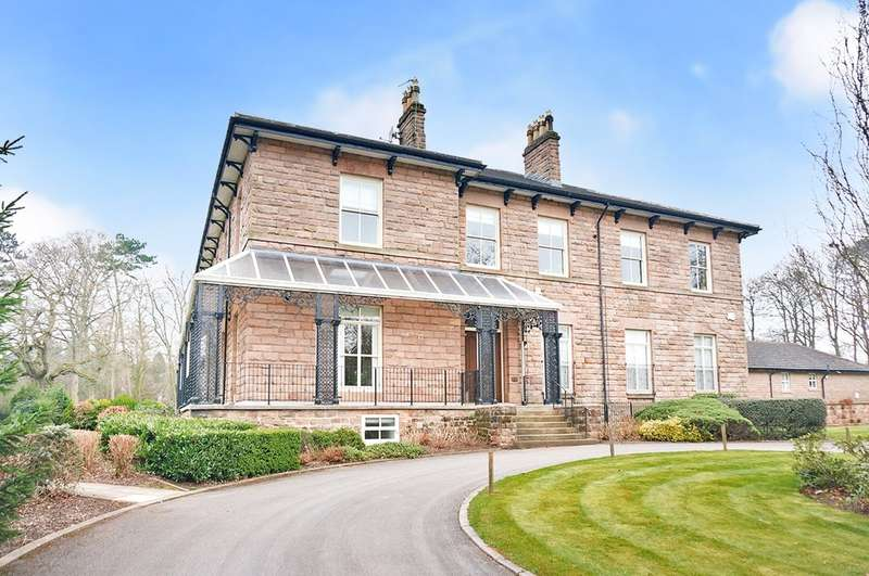 2 Bedrooms Flat for sale in Nickols Lane, Spofforth, HG3