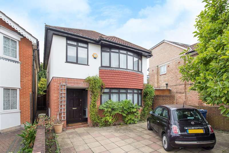 4 Bedrooms House for sale in St Dunstans Avenue, Poet's Corner, W3