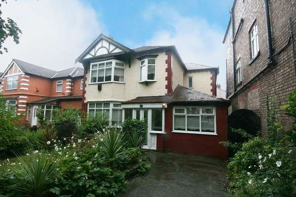 4 Bedrooms Detached House for sale in Aigburth Road, Liverpool, Merseyside, L19 3QE