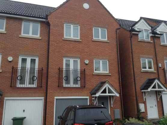 3 Bedrooms Semi Detached House for sale in Michael Tippet Drive, Worcester, Hereford And Worcester, WR4 9EH
