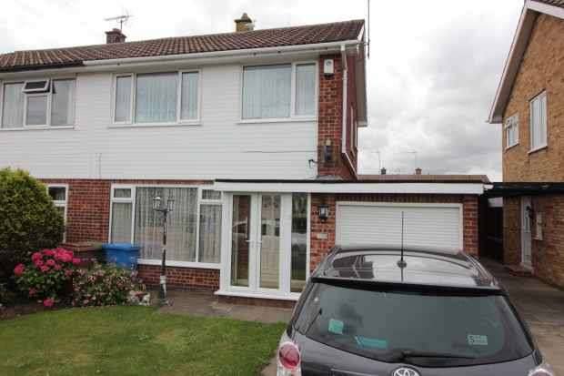3 Bedrooms Semi Detached House for sale in Oatland Road, Bridlington, North Humberside, YO16 6UJ