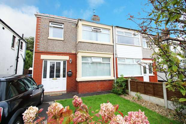 3 Bedrooms Semi Detached House for sale in Kildare Avenue, Thornton-Cleveleys, Lancashire, FY5 2RZ