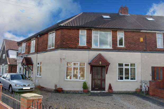 4 Bedrooms Flat for sale in Hamilton Drive West, York, North Yorkshire, YO24 4PL