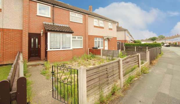 3 Bedrooms Terraced House for sale in Eccleston Avenue, Ellesmere Port, Cheshire, CH66 3LX