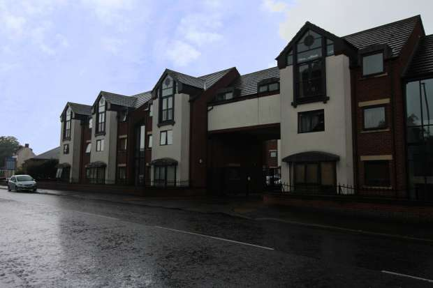 2 Bedrooms Apartment Flat for sale in Parkview Apartments, Lincoln, Lincolnshire, LN6 8NH