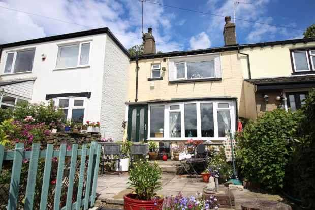 2 Bedrooms Terraced House for sale in Page Hill, Halifax, West Yorkshire, HX2 8TS
