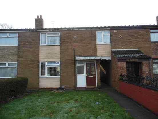 3 Bedrooms Terraced House for sale in Cladshaw, Kingston Upon Hull, East Riding, HU6 9DB