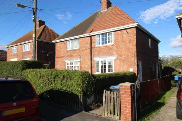 3 Bedrooms Semi Detached House for sale in Hawthorne Terrace,, Durham, DH6 2HG