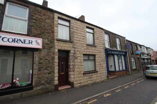 2 Bedrooms Terraced House for sale in St. Teilo Street, Pontarddulais, West Glamorgan, SA4 8SR