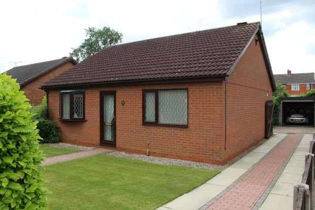 3 Bedrooms Detached Bungalow for sale in Ryedale Avenue, Scunthorpe, Lincolnshire, DN15 9BJ