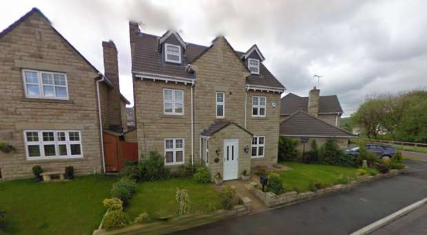 5 Bedrooms Detached House for sale in Penny Lodge Lane, Rossendale, Lancashire, BB4 8PD