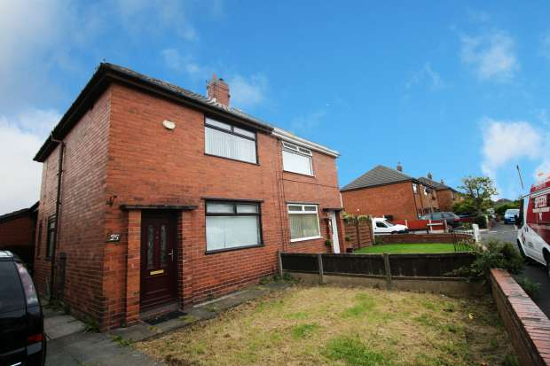 3 Bedrooms Semi Detached House for sale in Poplar Road, St Helens, Merseyside, WA11 0SW