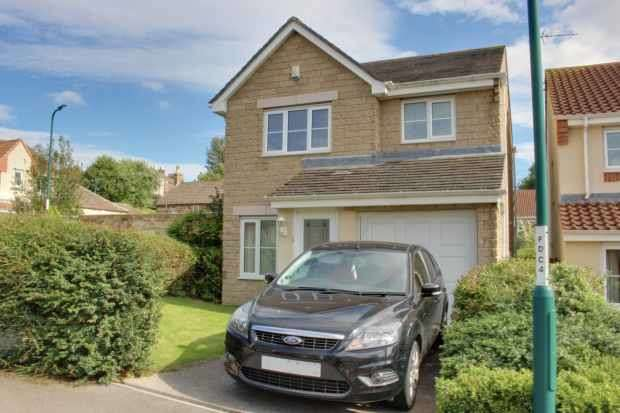 3 Bedrooms Detached House for sale in Ashford Grange, Boosbeck, Cleveland, TS12 3FB