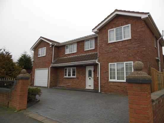 5 Bedrooms Detached House for sale in Nutgrove Hall Drive, St Helens, Merseyside, WA9 5NW