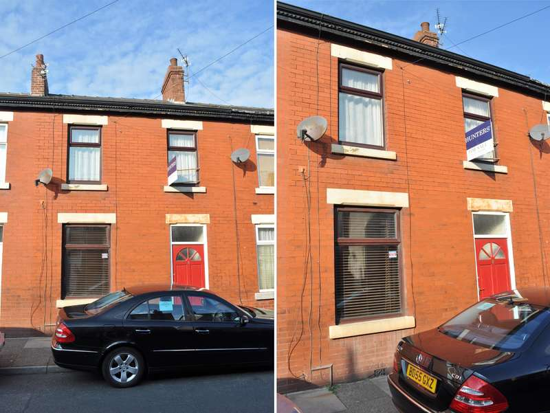 2 Bedrooms Terraced House for sale in Halifax Street, Blackpool, FY3 9QQ