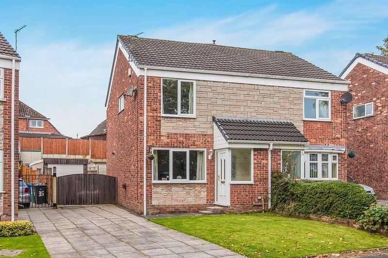 3 Bedrooms Semi Detached House for sale in Thirlmere Avenue, Ashton-In-Makerfield, Wigan, WN4