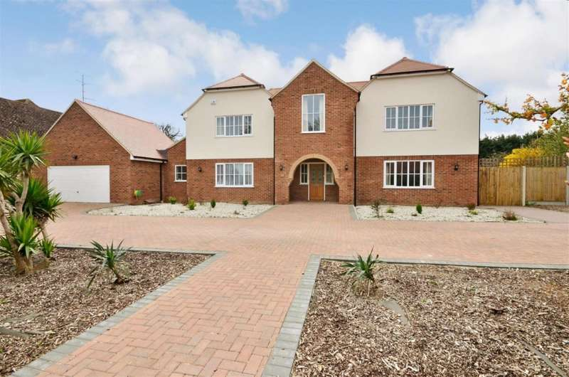 4 Bedrooms Detached House for sale in Lanthorne Road, Broadstairs
