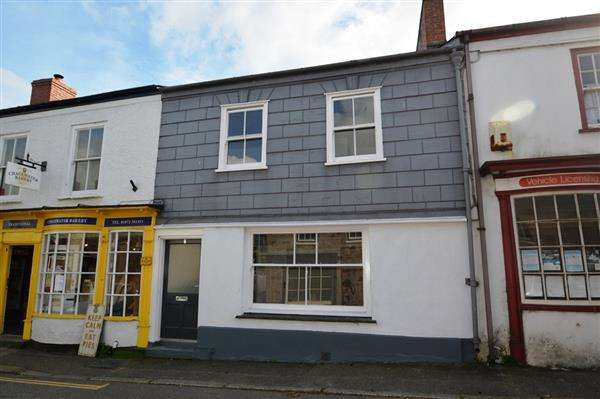 3 Bedrooms Terraced House for sale in CHACEWATER