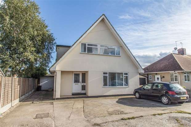 3 Bedrooms Detached House for sale in Haarlem Road, CANVEY ISLAND, Essex