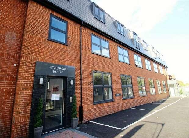 2 Bedrooms Flat for sale in Fitzgerald House, 2-8 Elmgrove Road, Harrow
