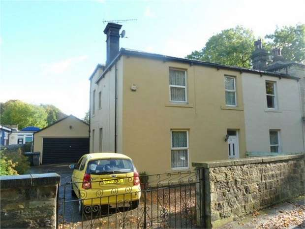 4 Bedrooms Semi Detached House for sale in Boothroyd Lane, Dewsbury, West Yorkshire