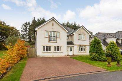 5 Bedrooms Detached House for sale in Torrance Avenue, East Kilbride, Glasgow, South Lanarkshire