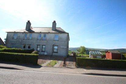 2 Bedrooms Flat for sale in Auchtermuchty Road, Dunshalt