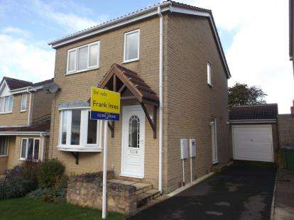 3 Bedrooms Detached House for sale in Stockley View, Bolsover, Chesterfield, Derbyshire