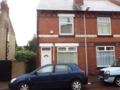 2 Bedrooms Semi Detached House for sale in St. Michaels Street, Sutton-In-Ashfield, Mansfield, Nottinghamshire