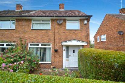 3 Bedrooms Semi Detached House for sale in Langley Crescent, Leeds, West Yorkshire