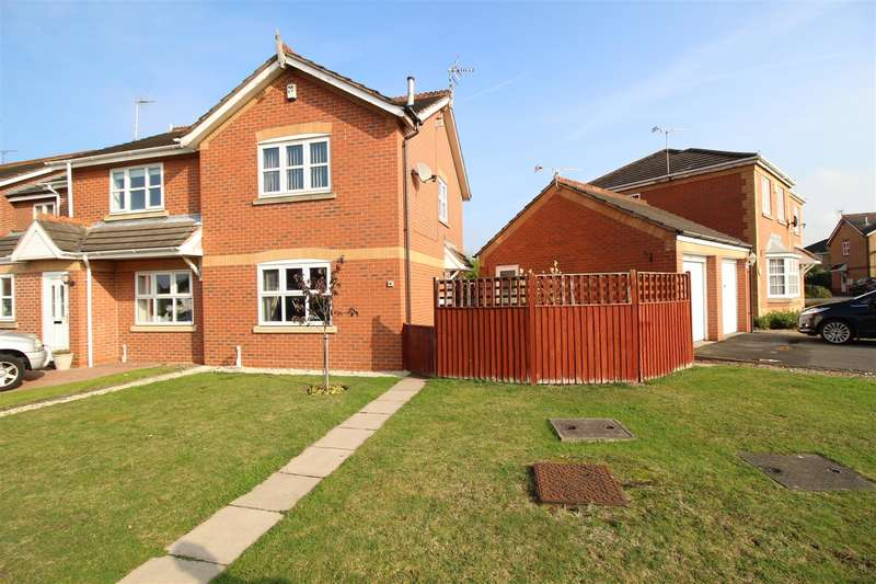 2 Bedrooms Property for sale in Leafe Close, Beeston, Nottingham