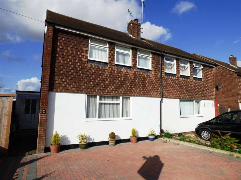 3 Bedrooms Property for sale in Macaulay Road, Luton