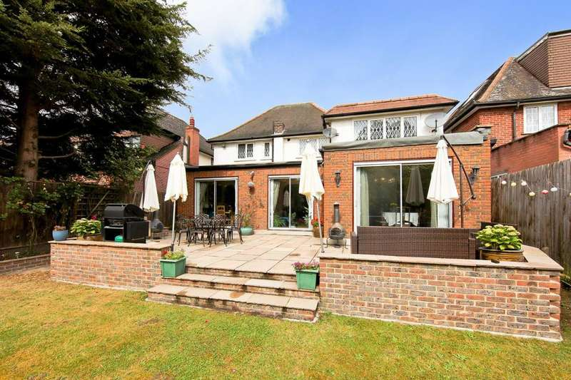 5 Bedrooms House for sale in Corringway, London W5