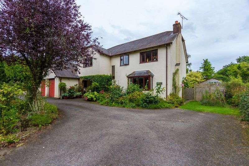 4 Bedrooms Detached House for sale in Kennerleigh, Crediton