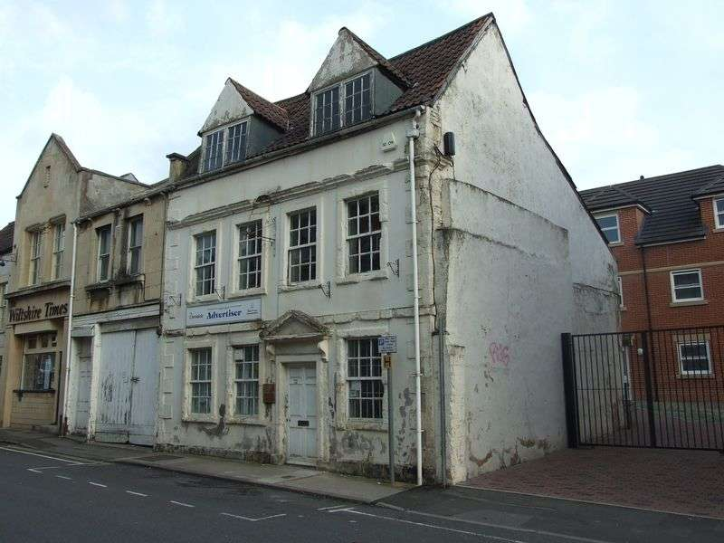 3 Bedrooms Flat for sale in Duke Street, Trowbridge