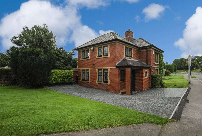 2 Bedrooms Detached House for sale in The Lodge, Worcester Lane, Pedmore