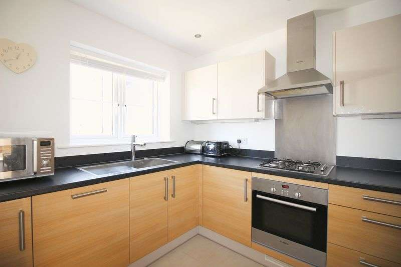 2 Bedrooms Terraced House for sale in Linnitt Road, Holborough Lakes