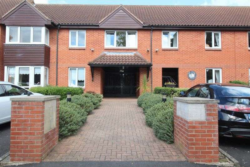 2 Bedrooms Retirement Property for sale in Old School Court, Stowmarket, IP14 1NB