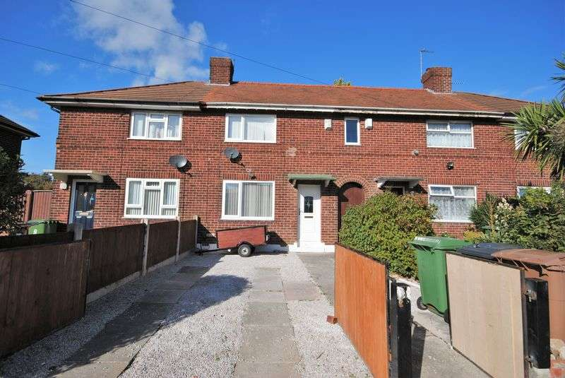 2 Bedrooms Terraced House for sale in Pasture Avenue, Moreton