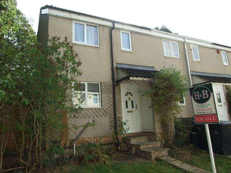 2 Bedrooms Terraced House for sale in Spruce Hill, Harlow, Essex