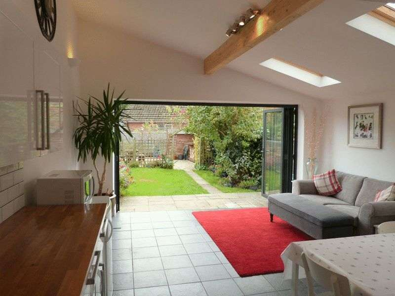 3 Bedrooms Terraced House for sale in Battenhall, Worcester City Centre