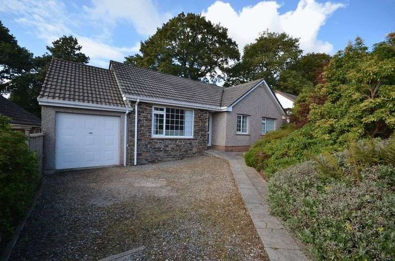 3 Bedrooms Detached Bungalow for sale in Priory Close, Tavistock