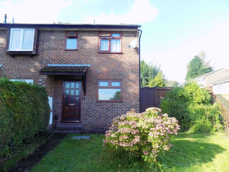 2 Bedrooms Terraced House for sale in Glyn Coed Road, Cardiff