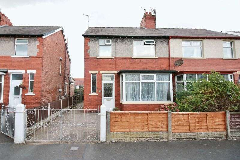 3 Bedrooms Semi Detached House for sale in 21 Agnew Road, Fleetwood, FY7 7BL