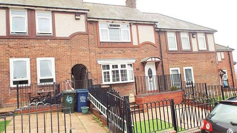 2 Bedrooms House for sale in Haig Crescent, Newcastle upon Tyne