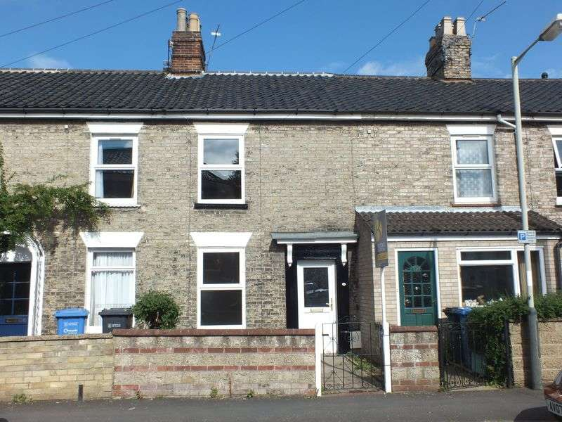 2 Bedrooms Terraced House for sale in York Street, Norwich