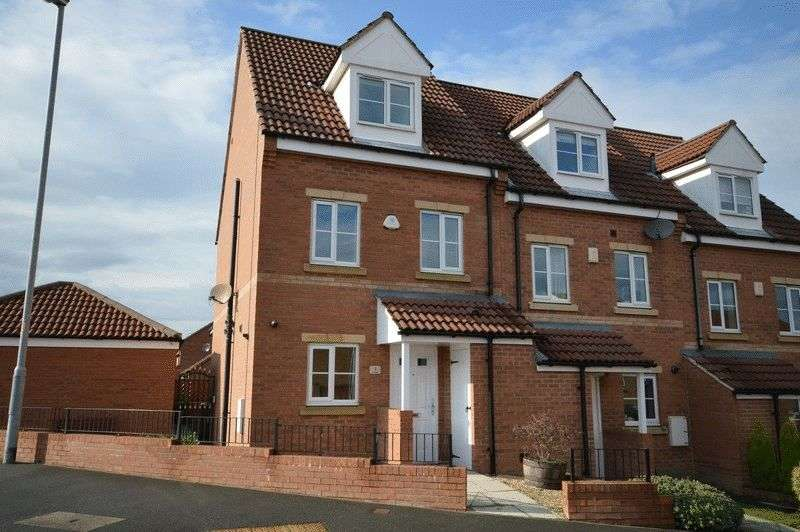 3 Bedrooms House for sale in Daisy Way, Castleford