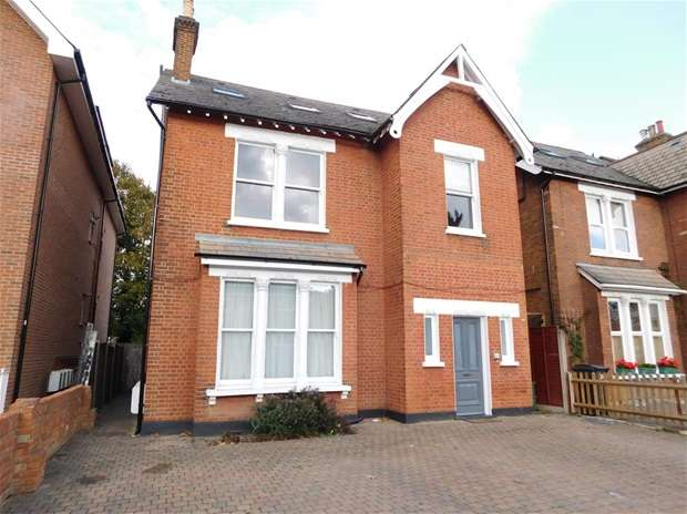 1 Bedroom Flat for sale in Beaufort Road, Kingston Upon Thames