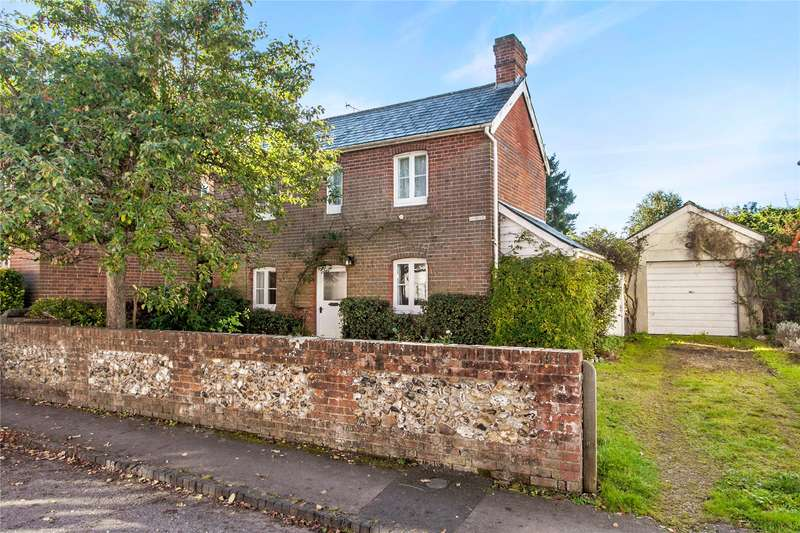4 Bedrooms Detached House for sale in Queen Street, Twyford, Winchester, Hampshire, SO21