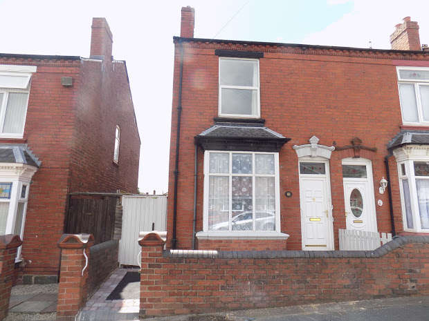 3 Bedrooms Semi Detached House for sale in St. James Road, Oldbury, B69